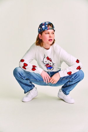 LEVI'S® x HELLO KITTY発売