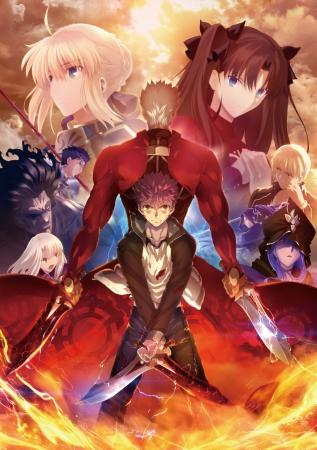 『Fate/stay night [Unlimited Blade Works]』BD-Box Standard Edition&Original Soundtrack発売決定!