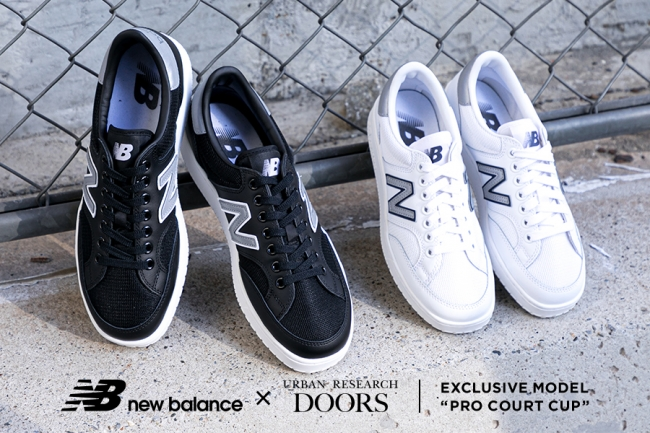New Balance × URBAN RESEARCH DOORS Exclusive アイテム登場!